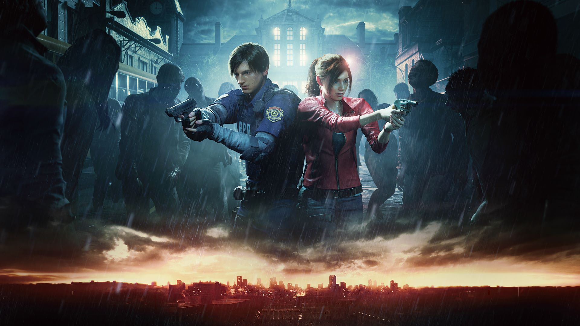 Resident Evil plot has gotten more than just a little convoluted.